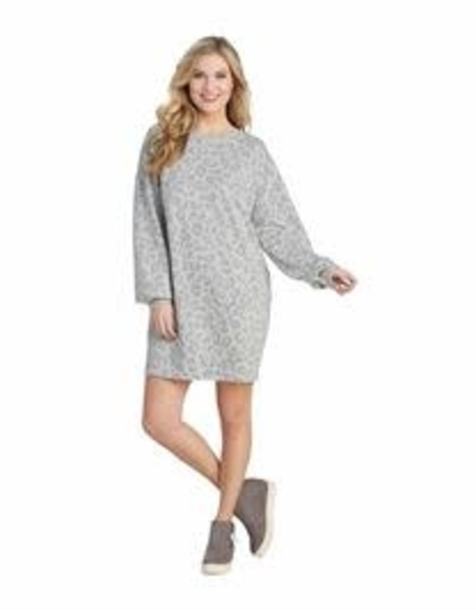 MudPie MudPie Wesley Sweatshirt Dress