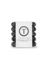 Teleties Teleties Tiny 4 Pack Jet Black