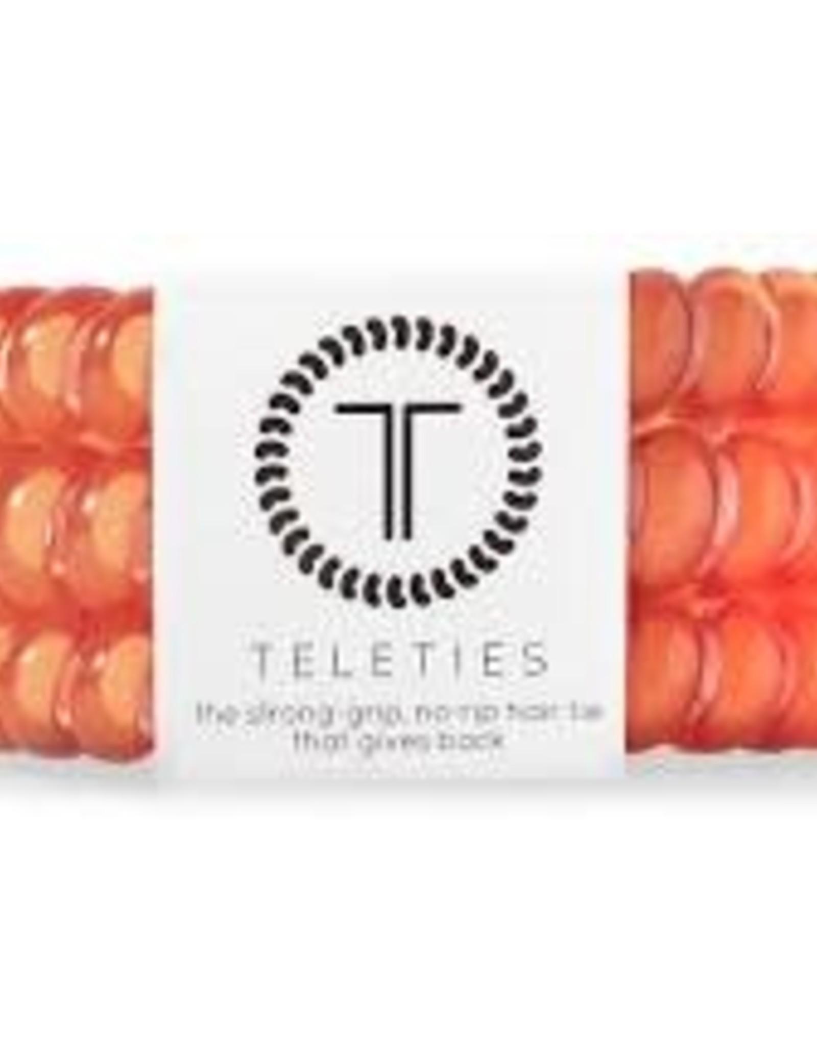 Teleties Teleties Small 3-Pack Coral