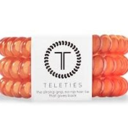 Teleties Teleties Small 3-Pack Coral