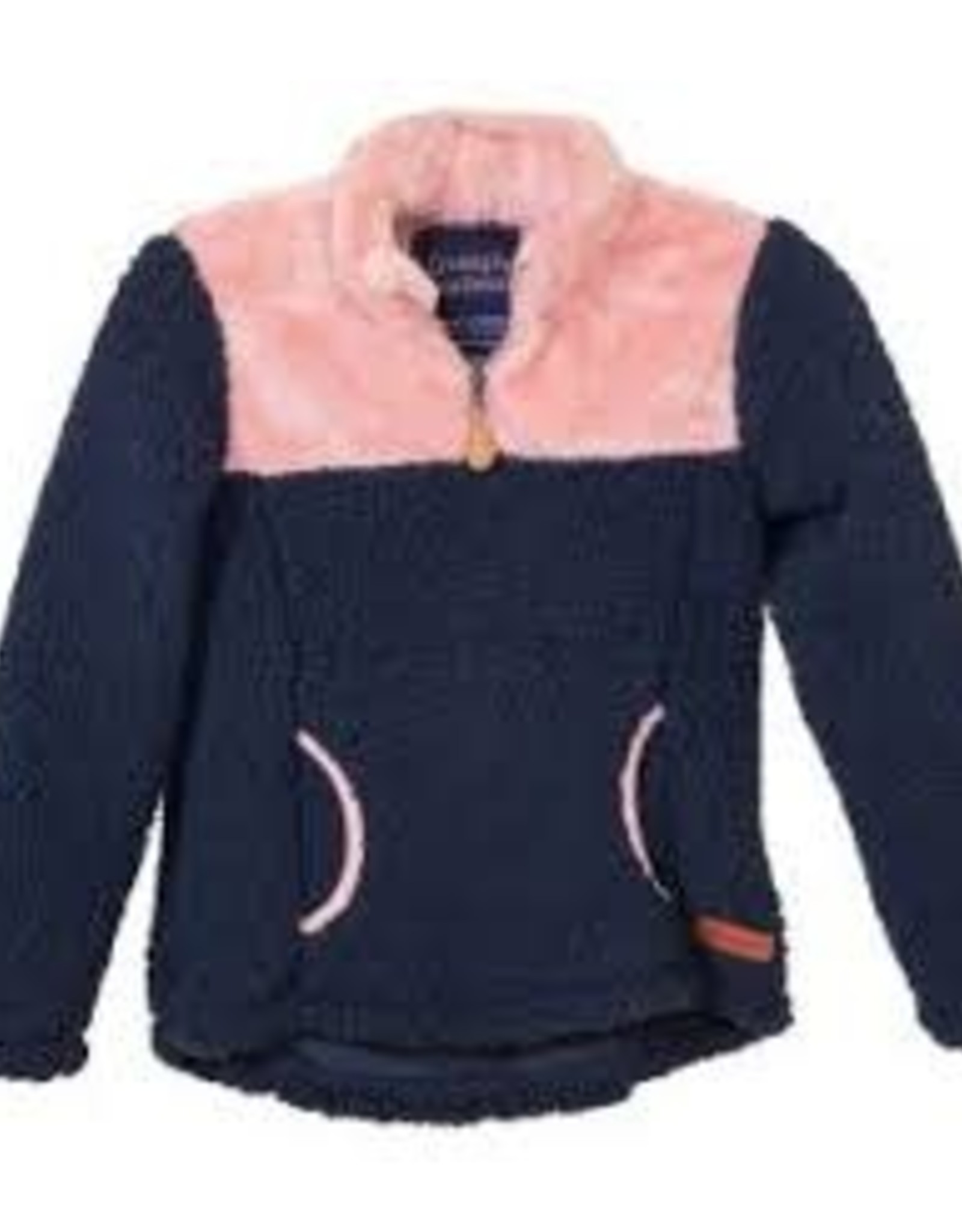 Simply Southern Simply Southern YOUTH Sherpa Pullover