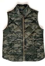 MudPie MudPie Brodie Quilted Vest