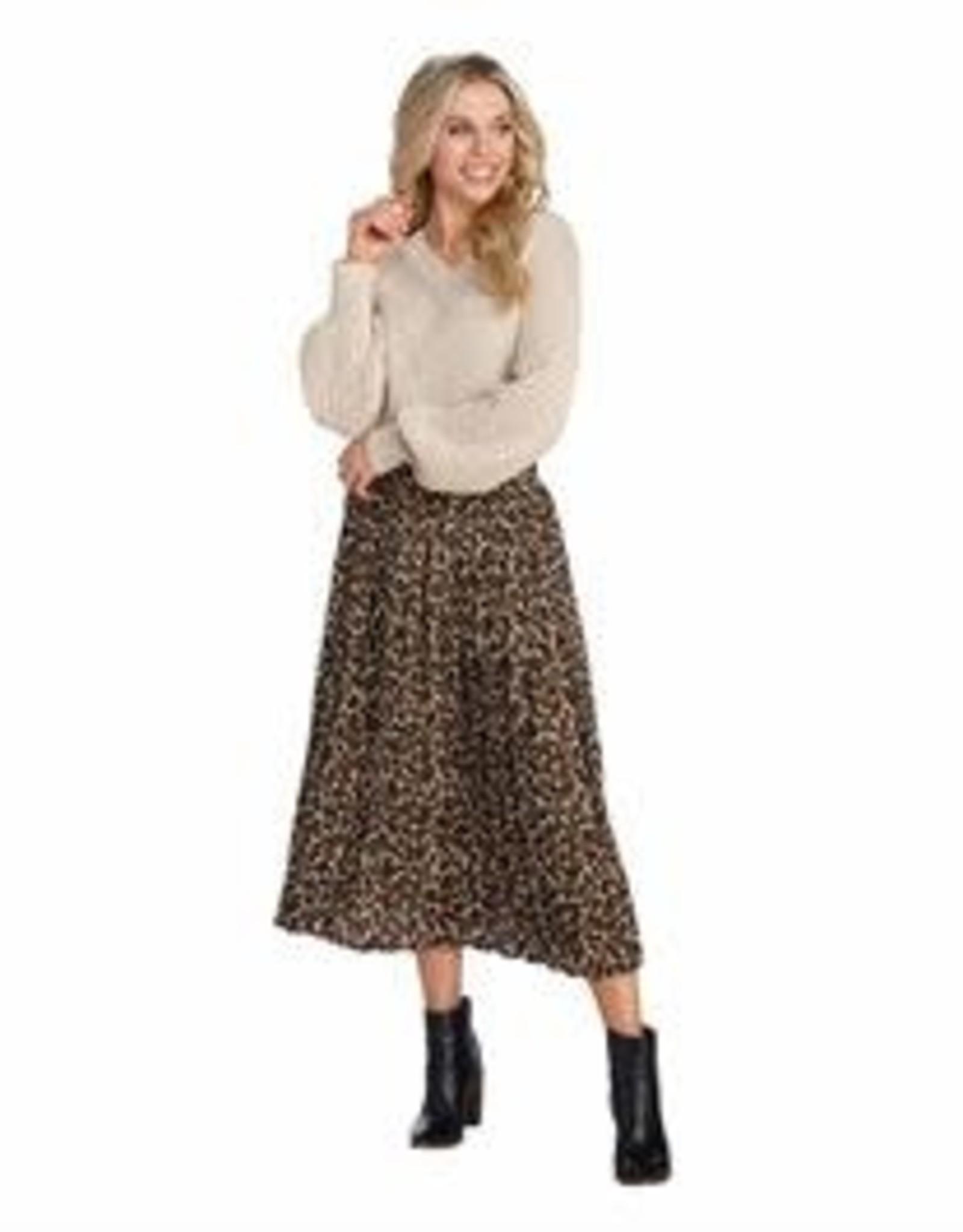 MudPie MudPie Celeste Midi Skirt