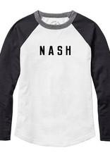 Nash Collection The Nash Collection- Baseball Raglan (Youth)