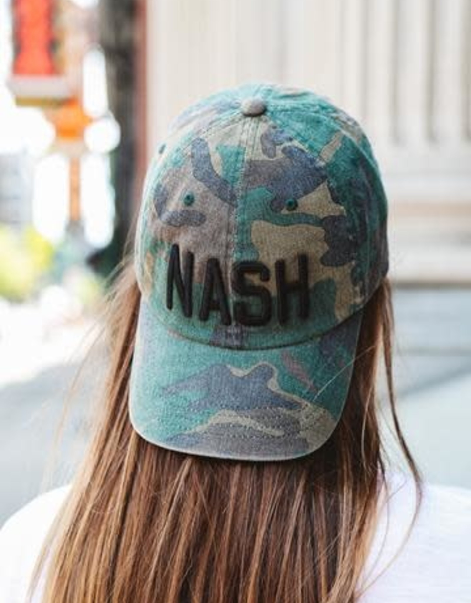 Nash Collection The Nash Collection- Baseball Hat