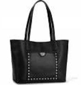 Brighton Brighton Handbag- Reed Soft Tote Black