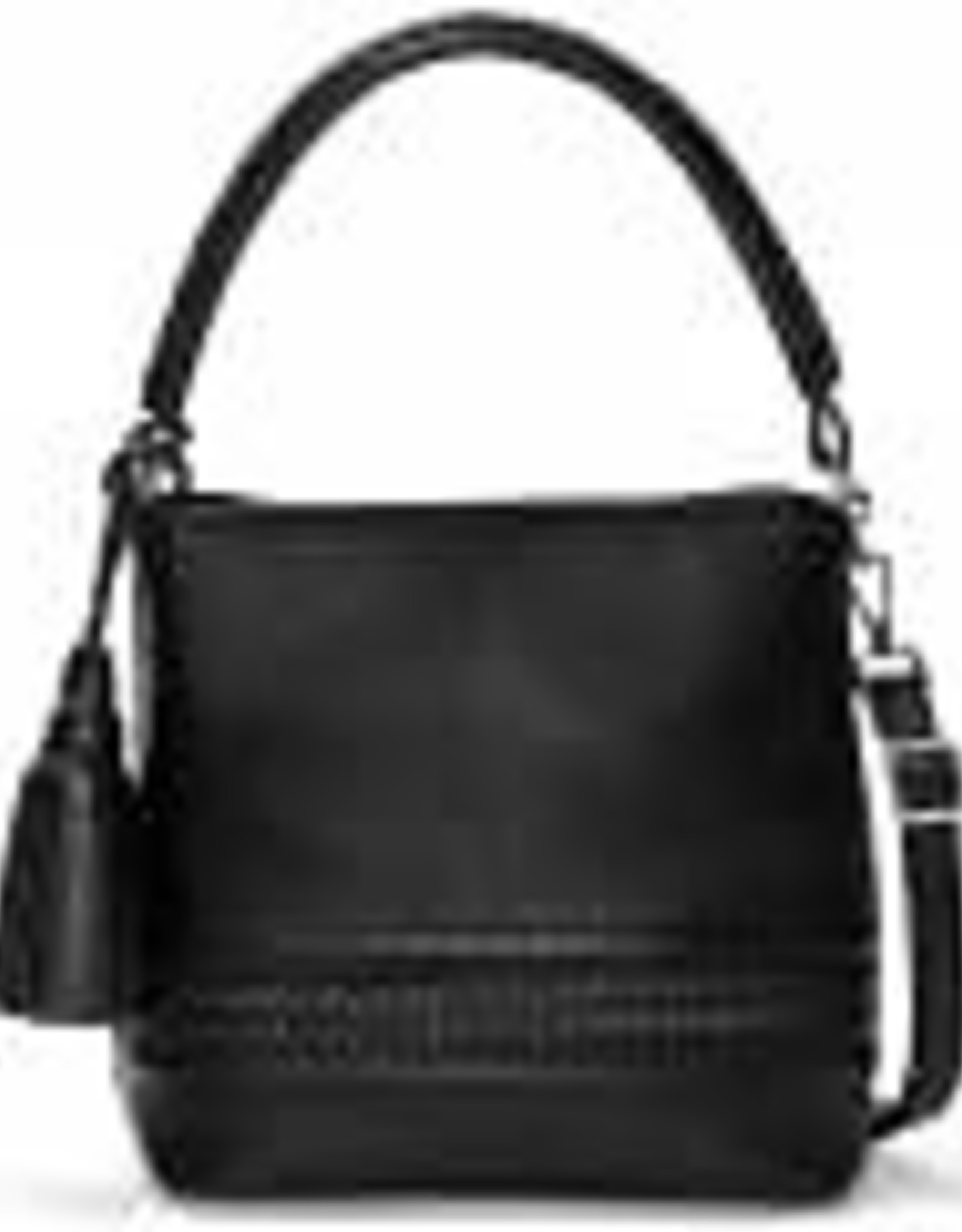 "Brighton Brighton Handbag ""Caldera"" Bucket- Black"