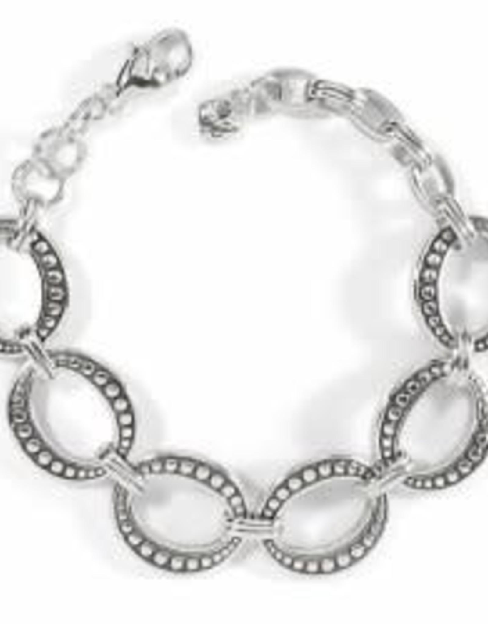 Brighton Brighton Bracelet Hamlet's Love Silver OS