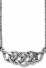Brighton Brighton Necklace Interlok Braid Collar