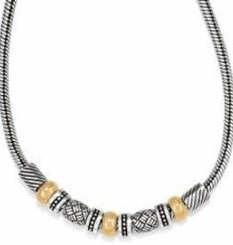 Brighton Brighton Necklace Travis Beads silver