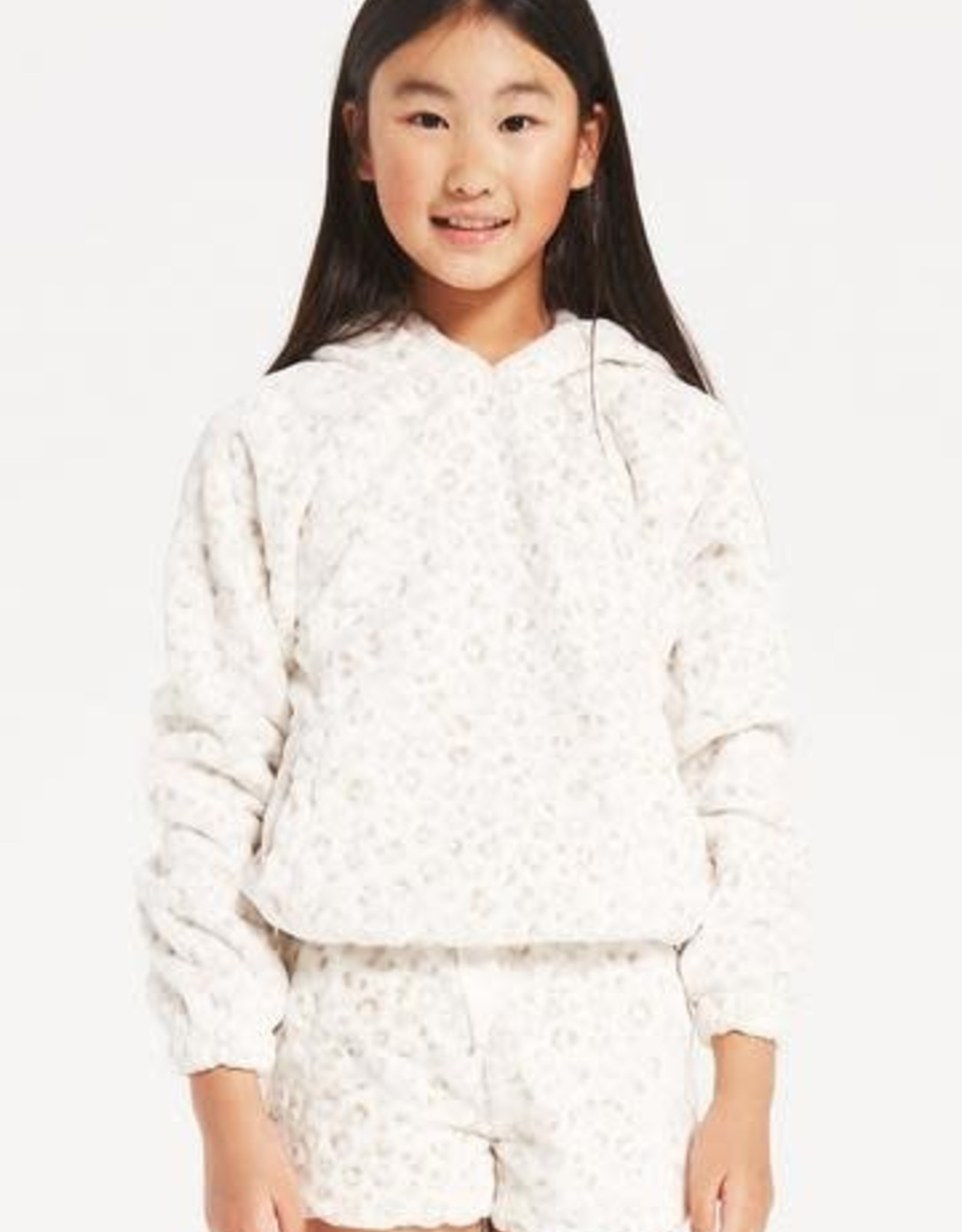 Z Supply Z Supply Girls- Skylar Leo Hoodie
