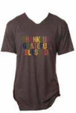 Jane Marie Jane Marie- Grateful, Thankful, Blessed Tshirt