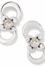 Brighton Brighton Earrings- Taos Pearl Post Drop
