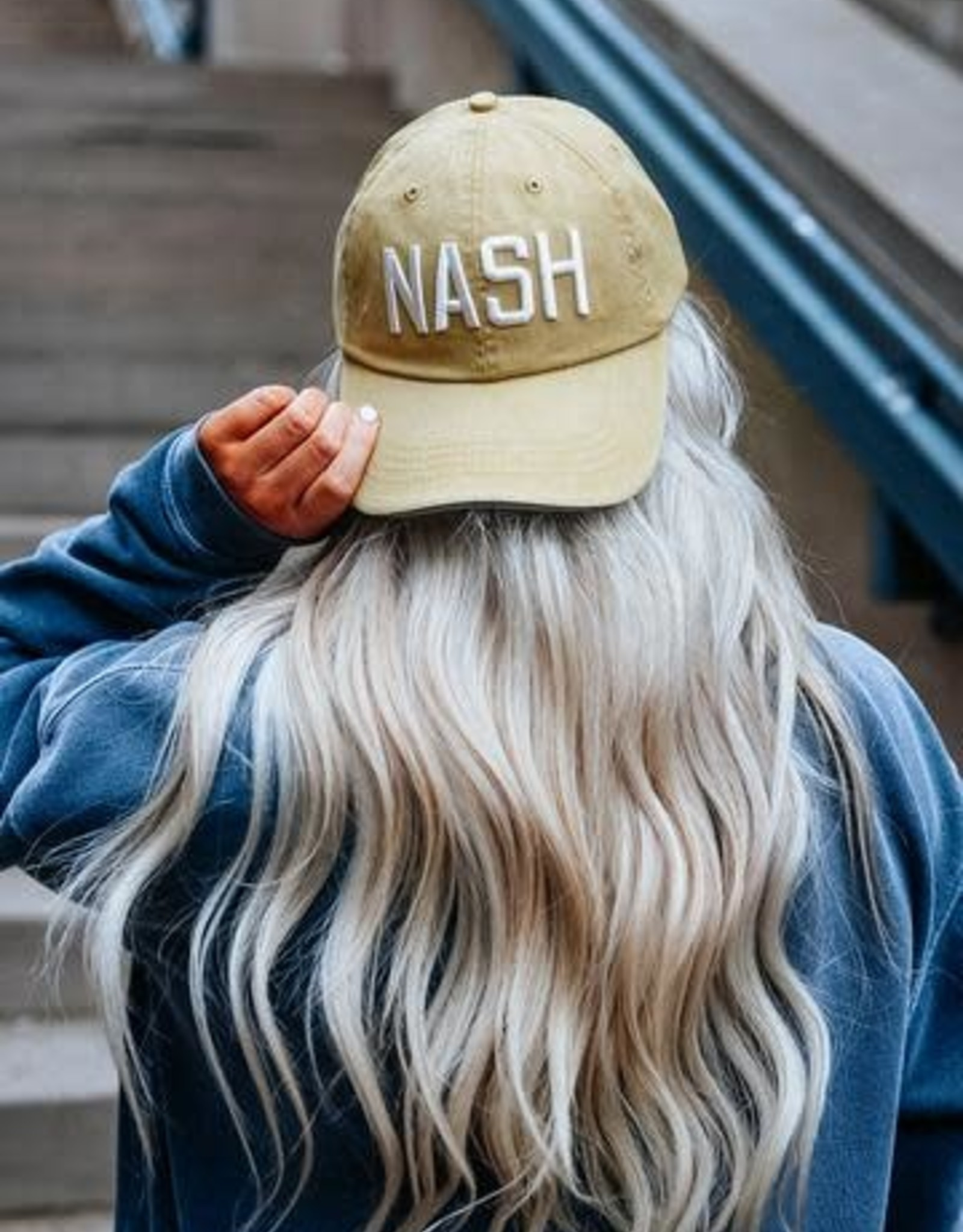Nash Collection The Nash Collection- Baseball Hat