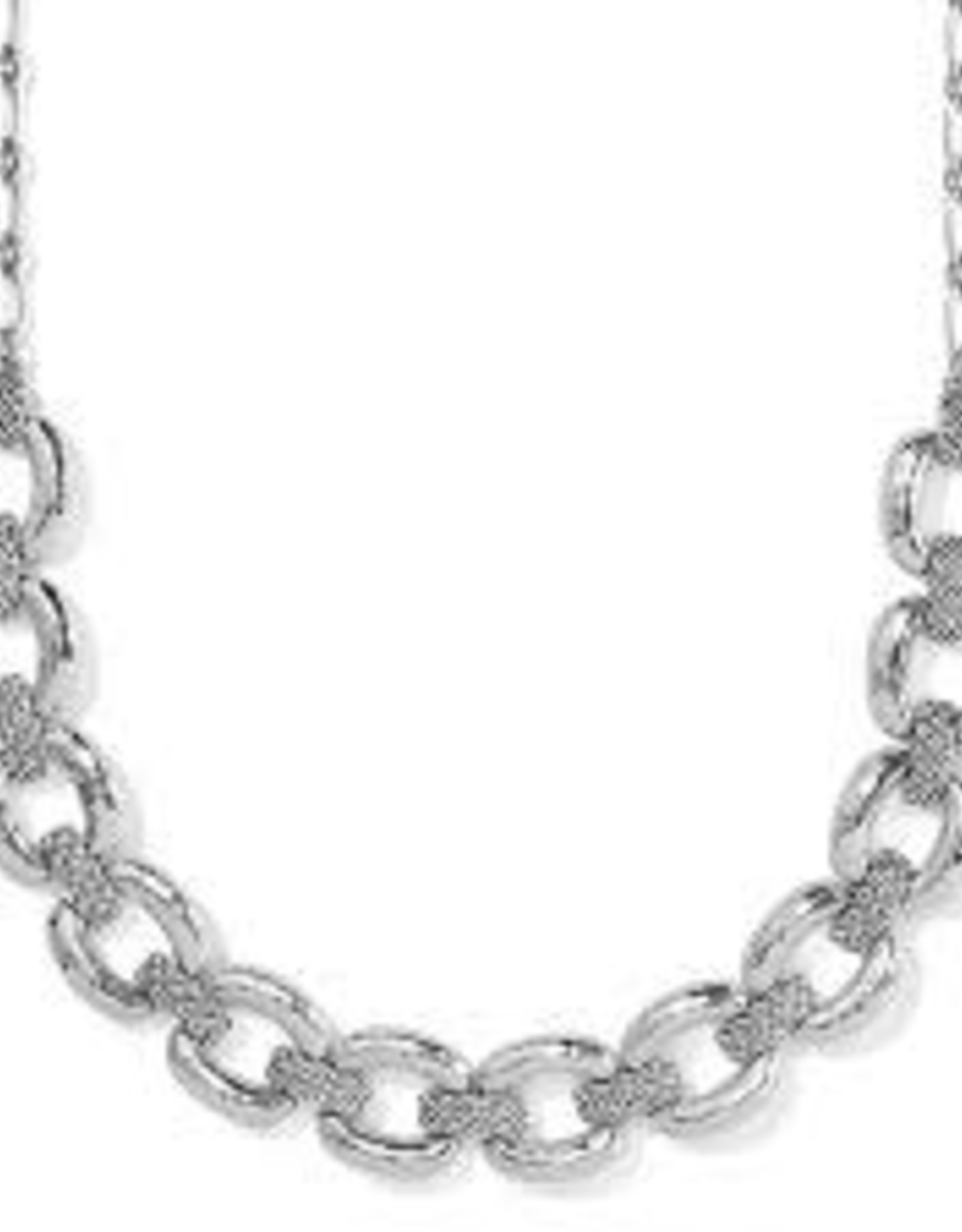 Brighton Brighton Necklace Interlok Woven Collar