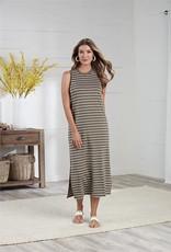 MudPie Mudpie Quinn Midi Dress
