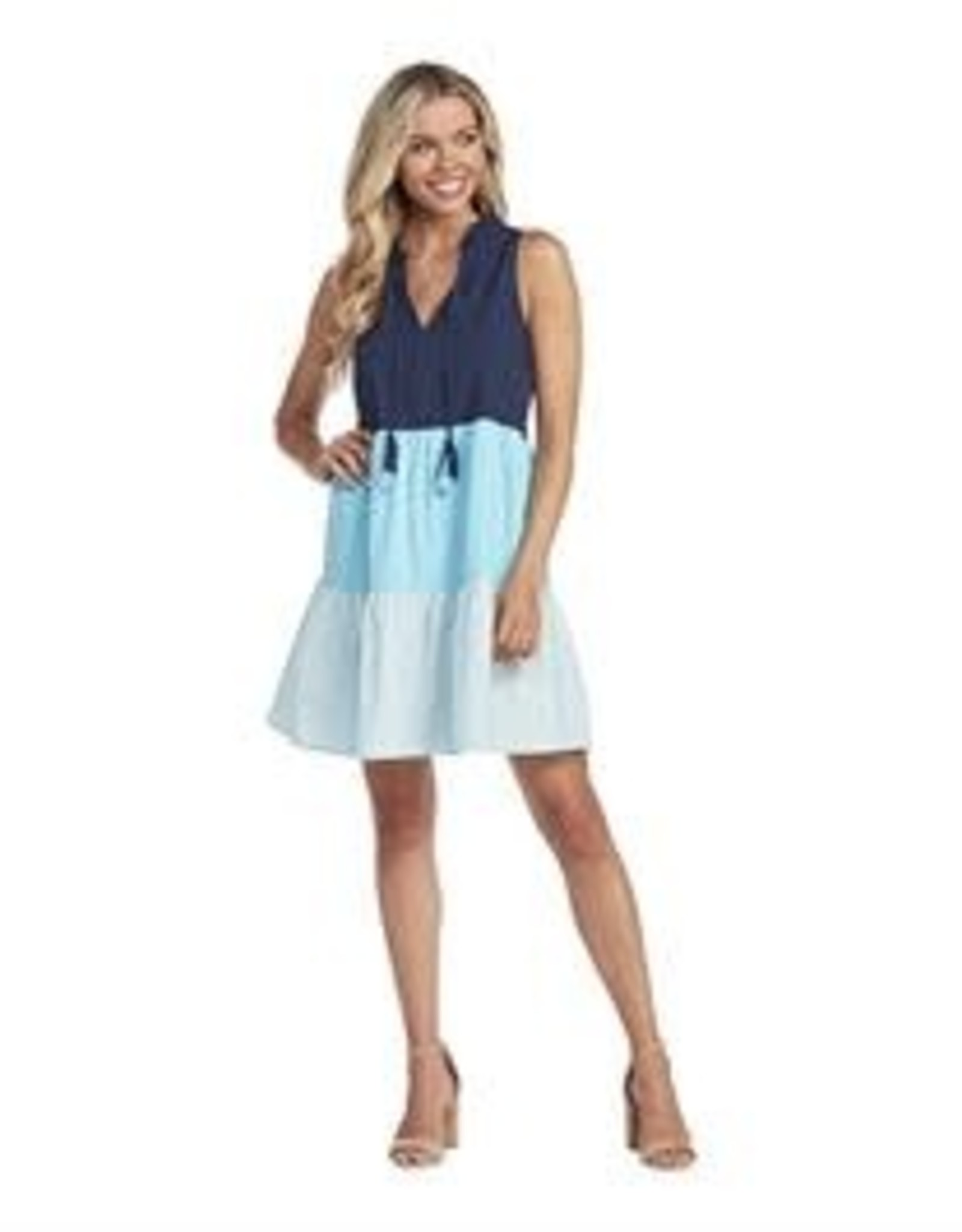 MudPie MudPie McKenna Colorblock Dress
