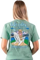 Simply Southern Simply Southern Tshirt- Lake Vibes