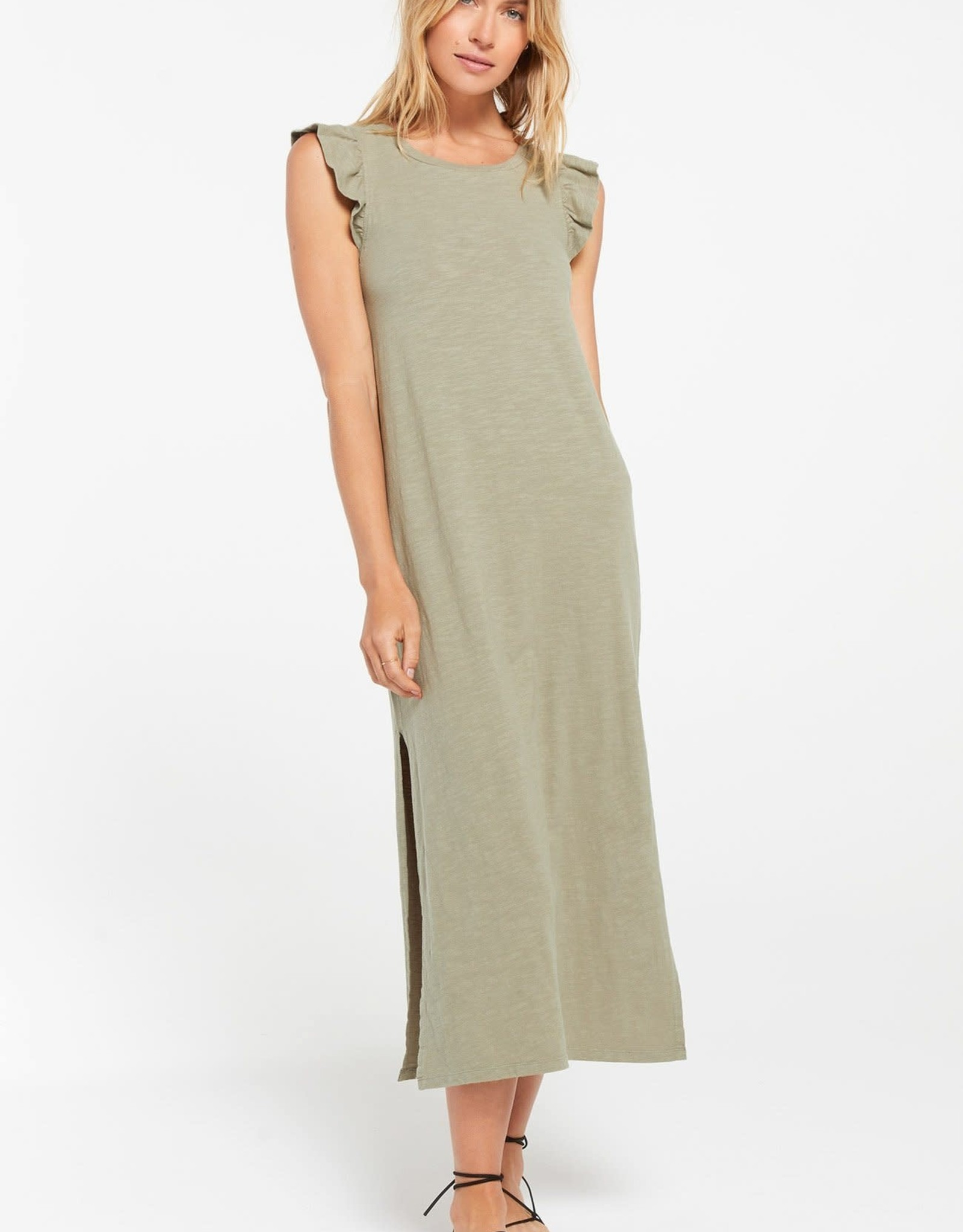 Z Supply Z Supply Blakely Ruffle Dress