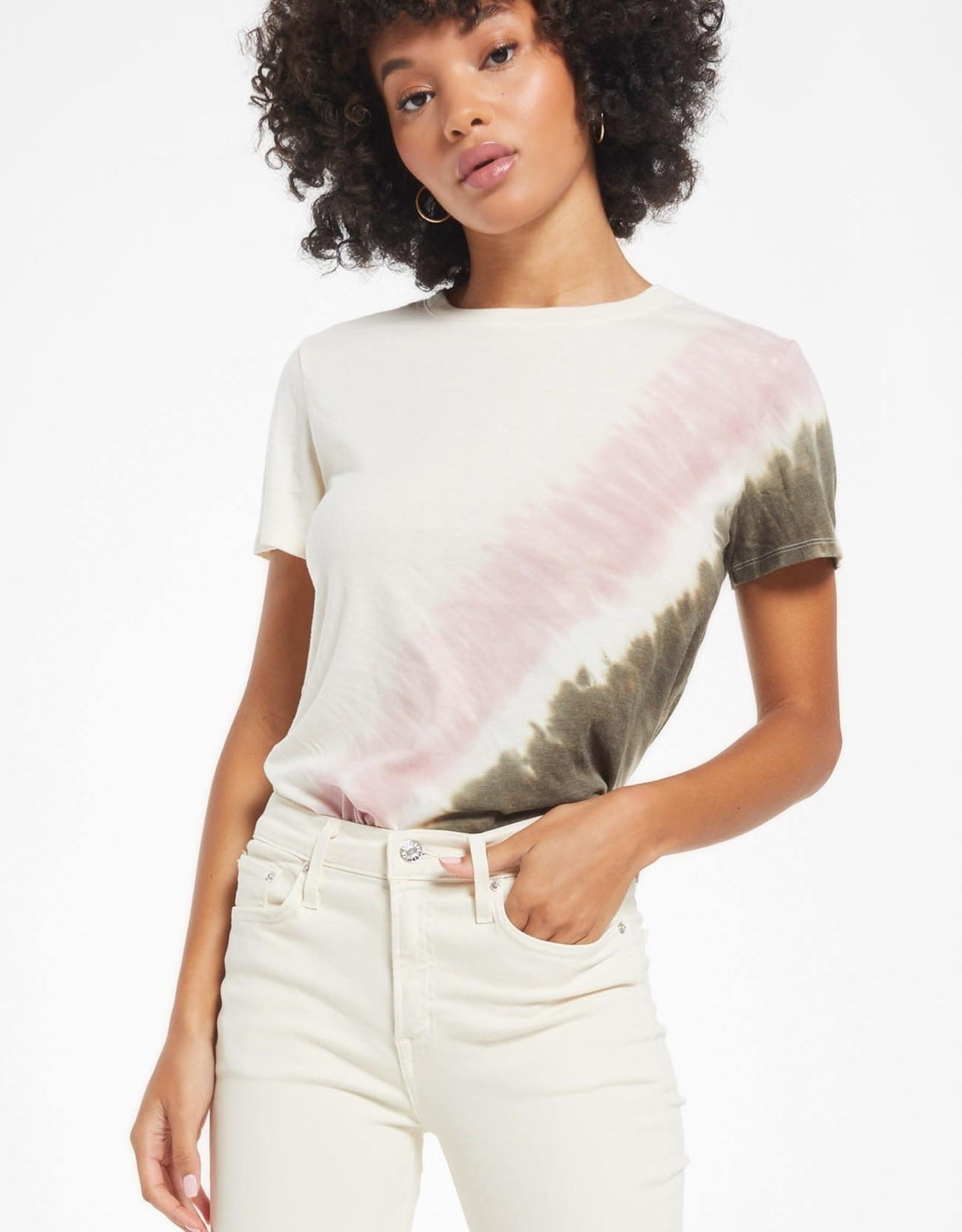 Z Supply Z Supply Easy Tshirt- Tie Dye