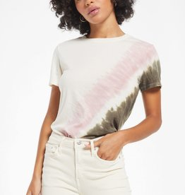 Z Supply Z Supply Easy Tshirt- Tie Dye