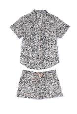 Z Supply Lauren PJ Set- Dalmatian Print