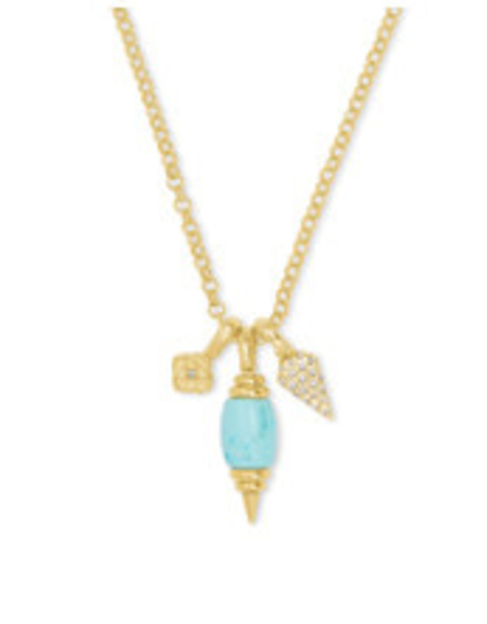 Kendra Scott Kendra Scott Demi Charm Necklace
