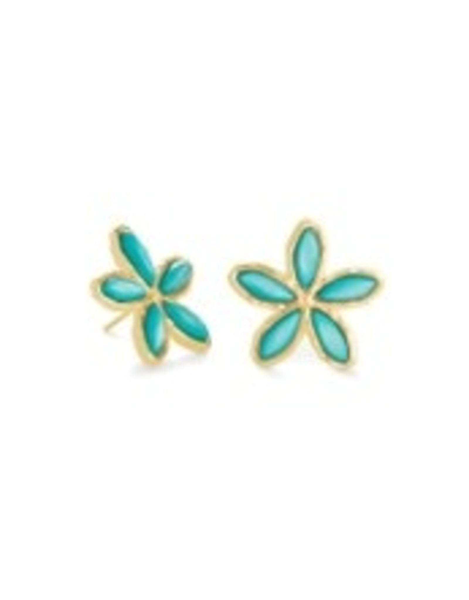 Kendra Scott Kendra Scott Earring- Kyla Flower Stud