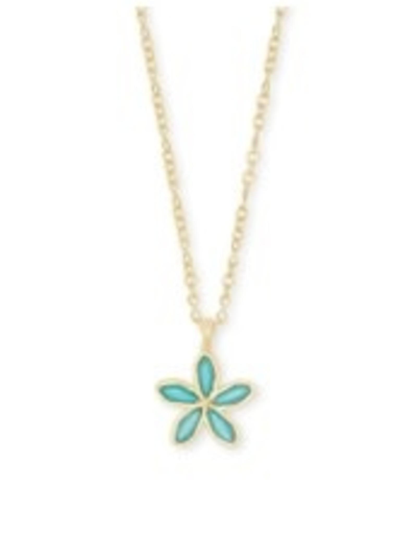 Kendra Scott Kendra Scott Necklace-Kyla Flower Pendant