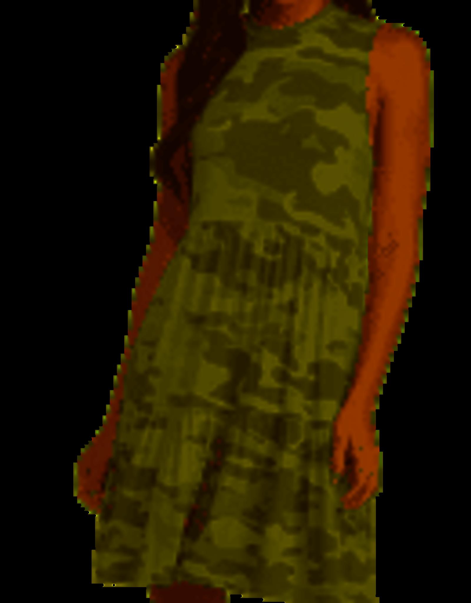 MudPie MudPie Tully Tiered Dress