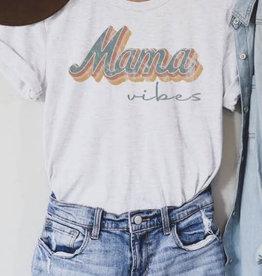 Mama Vibes Tshirt