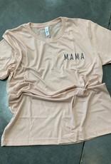 Mama Tag Tshirt- Sanddune