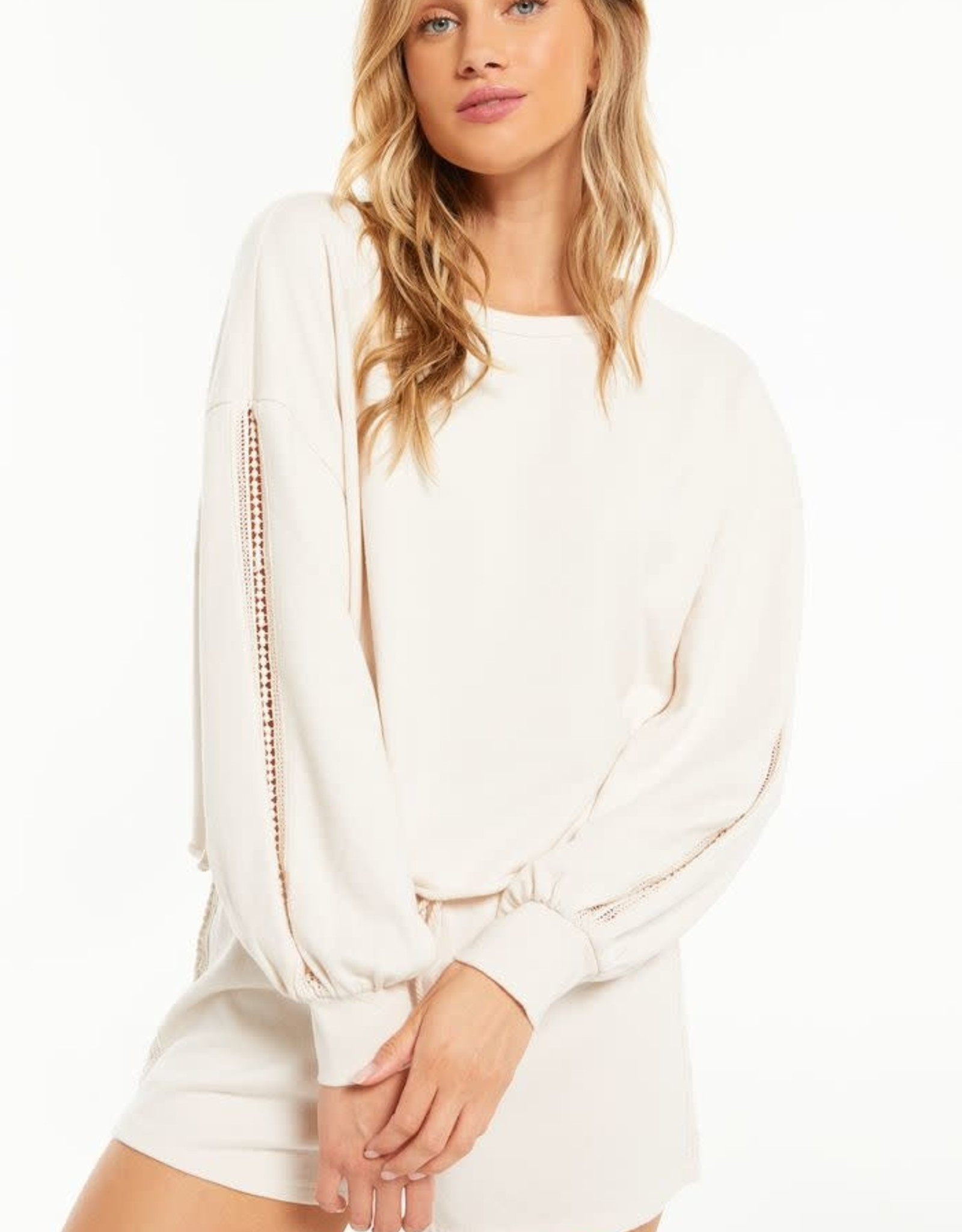 Z Supply Z Supply High Tide Terry Top