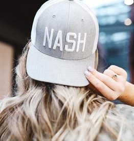 Nash Collection The Nash Collection- NASH Trucker Hat