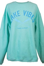 Simply Southern Simply Southern Corded Pullover- Lake Vibes