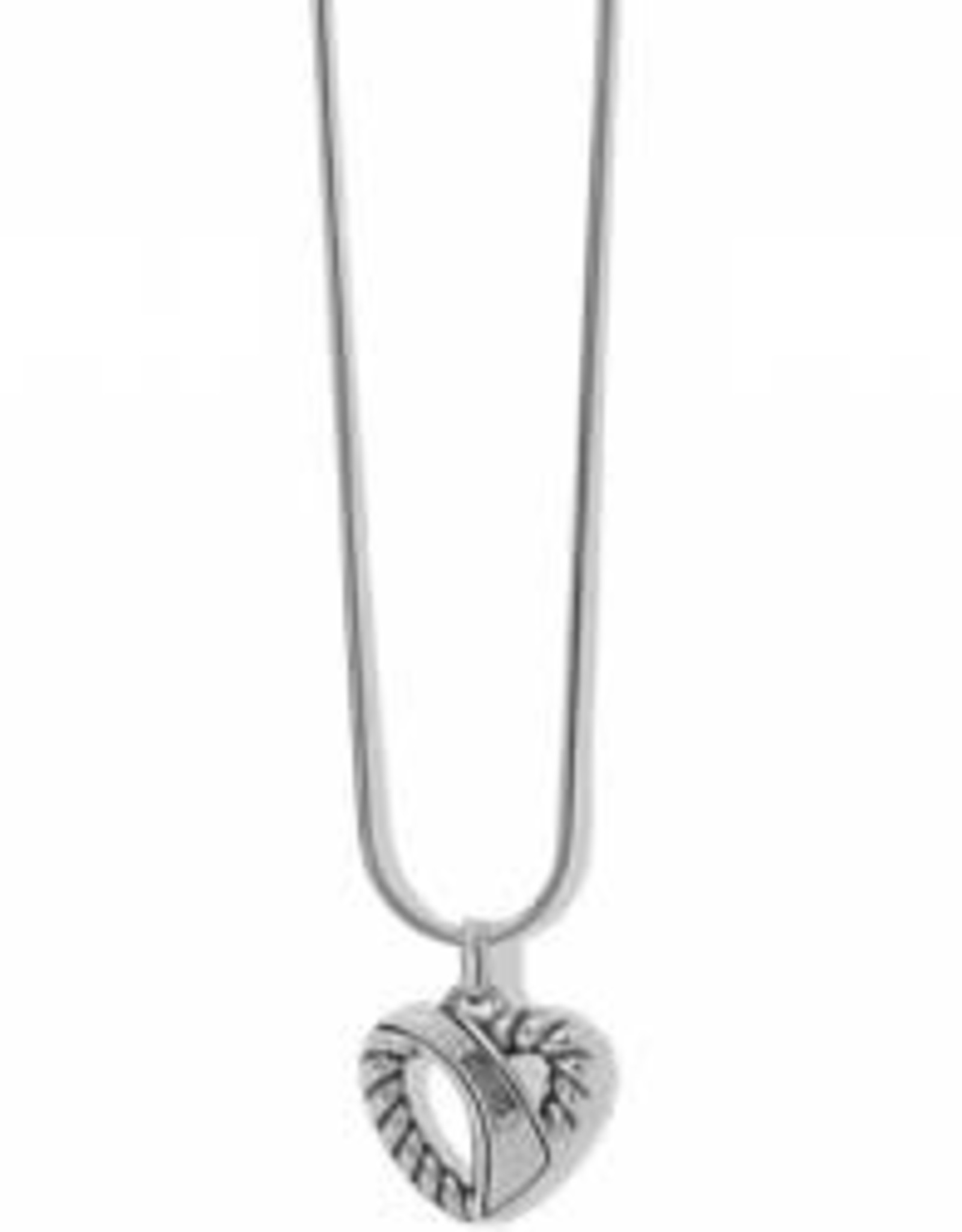 Brighton Brighton Necklace Taylor Heart Pendant