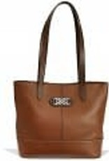 Brighton Brighton Handbag- Tara Interlock Tote (Bourbon)
