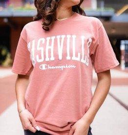 Nash Collection The Nash Collection- NASHVILLE Champion tshirt