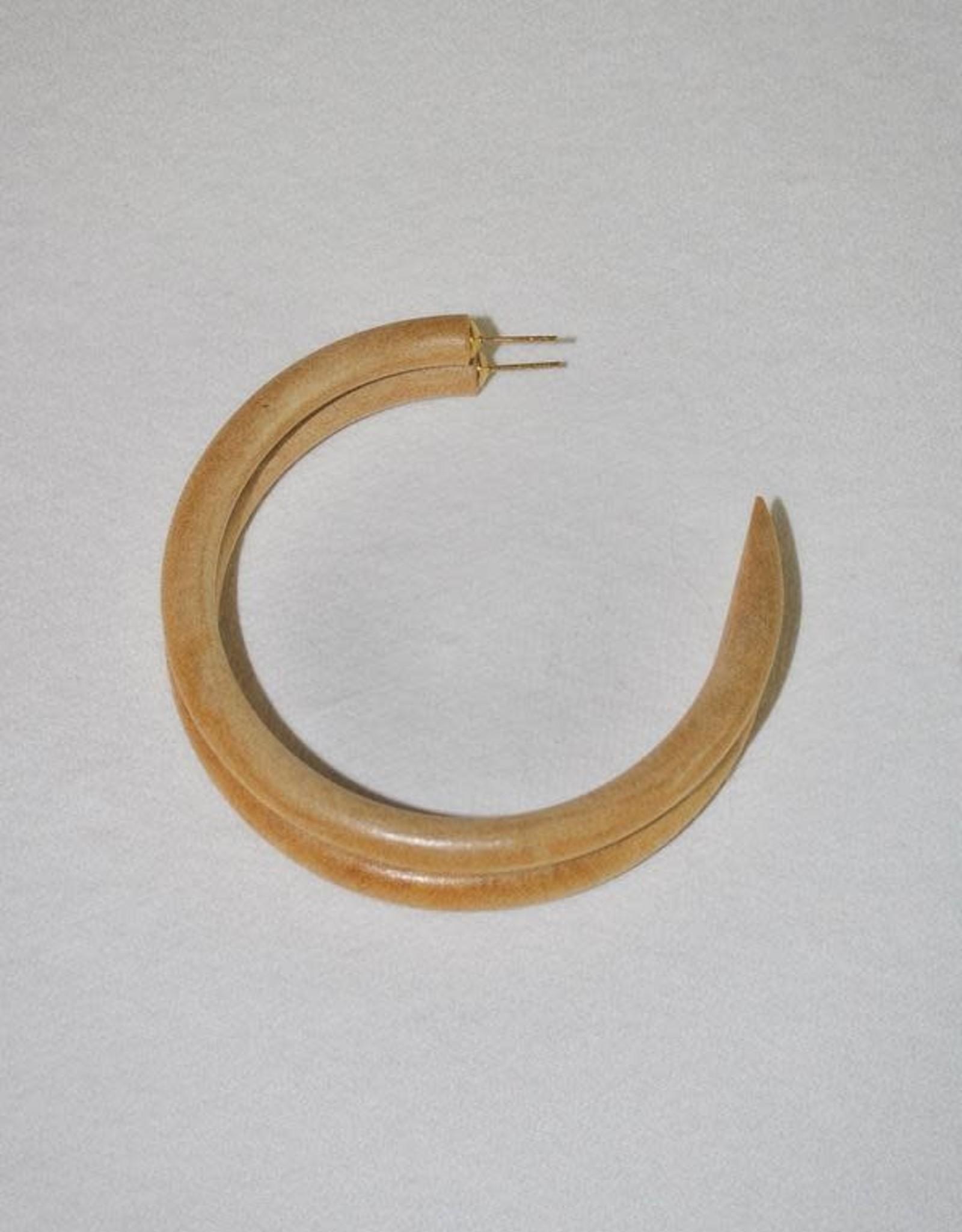 Binky & Lulu Binky & Lulu Large Hoop Earrings