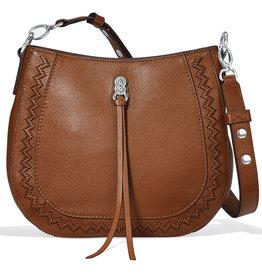 Brighton Brighton Handbag- Adele Crossbody (Bourbon)