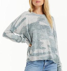 Z Supply Z Supply Larisa Camo Sweater