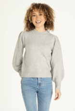 Z Supply Z Supply Bailey Puff Sleeve Sweater
