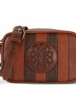 Brighton Brighton Handbag- Dominique Camera bag Whiskey