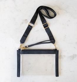 Royal Standard Samantha Clear Convertible Bag
