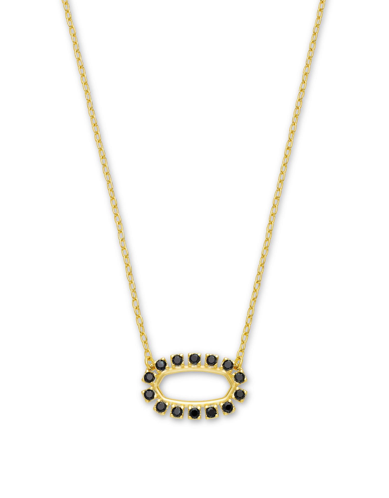 Kendra Scott Kendra Scott Elisa Open Frame Necklace