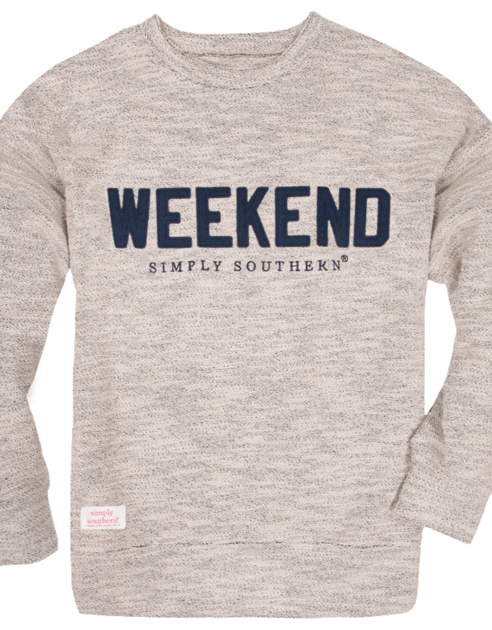 Simply Southern Simply Southern WEEKEND Terry Pullover