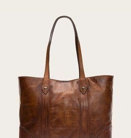 Frye Frye- Melissa Shopper Tote- Dark Brown