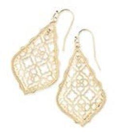Kendra Scott KENDRA SCOTT Earrings Addie Gold