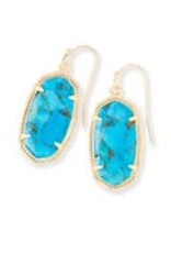 Kendra Scott KENDRA SCOTT Earrings Dani  Gold