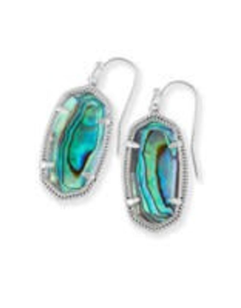Kendra Scott KENDRA SCOTT Earrings Dani  Rhodium